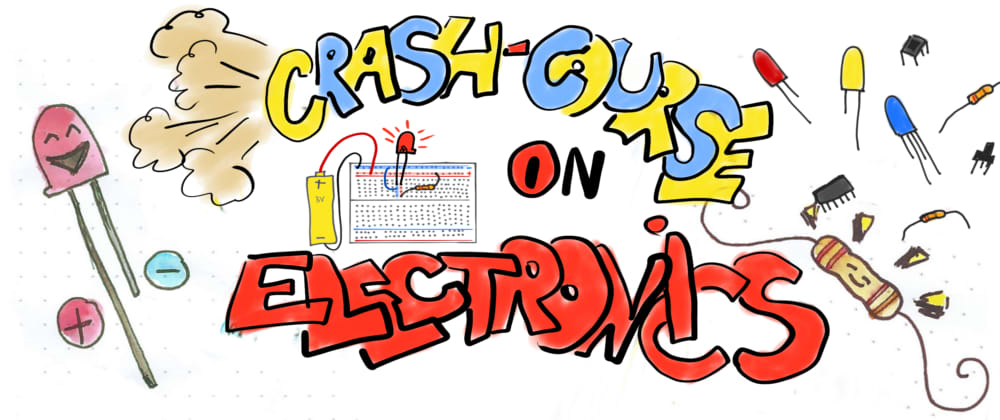 A Primer on Basic Electronics and Circuits
